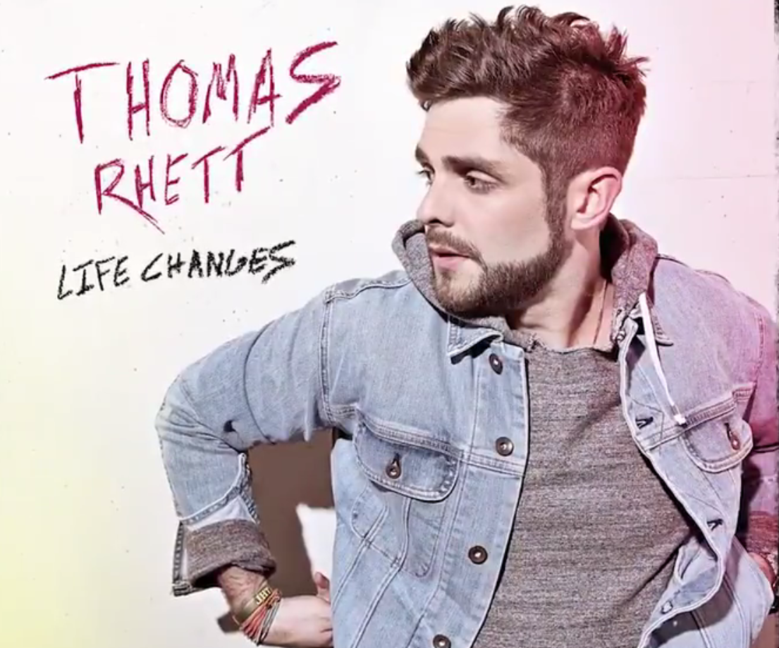 Thomas Rhett's Life Changes