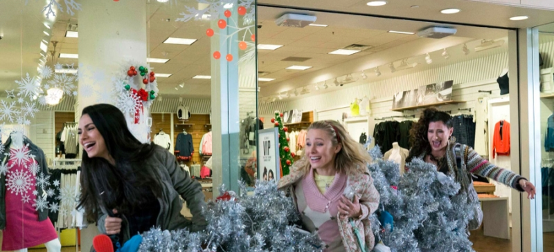 'A Bad Mom's Christmas' is a mother-daughter movie
