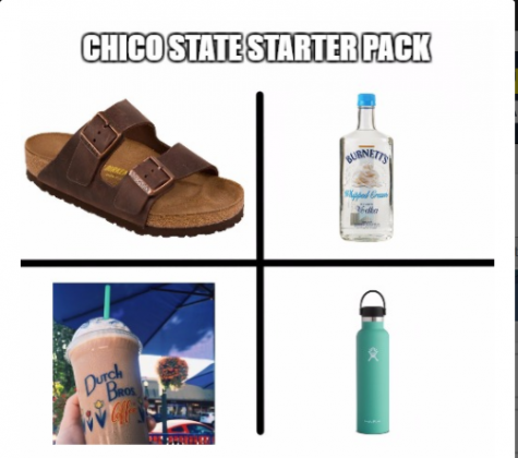 How to know you're from Chico State