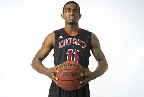 Chico State's basketball team gets their first win