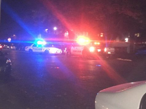 Police end Halloween weekend operations plan. Photo credit: Kayla Fitzgerald