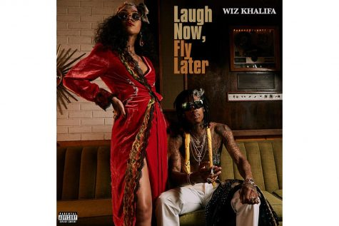 'Laugh Now, Fly Later' is full of predictable weed references