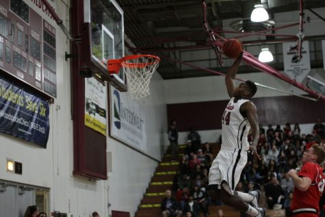Isaiah Ellis's presence was missed as the 'Cats dropped a crucial road loss to Cal Poly Pomona Photo credit: Jacob Auby
