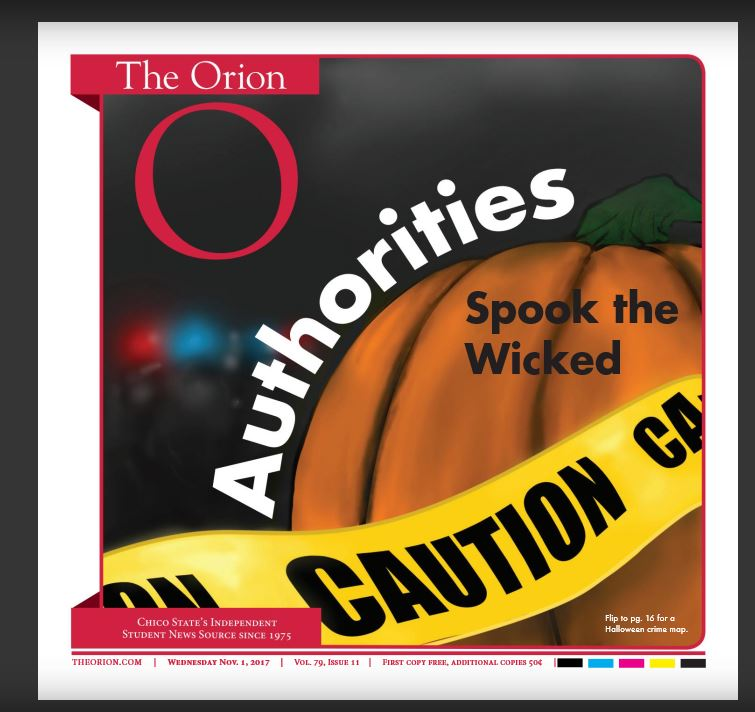 The Orion Vol. 79 Issue 11