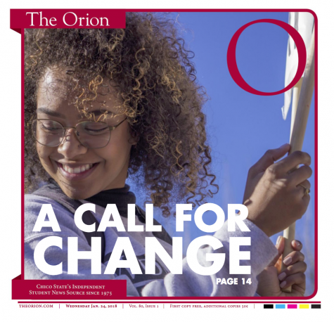 The Orion Vol. 80 Issue 1