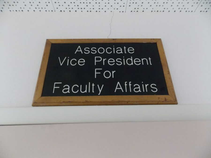 The+Faculty+Affairs+department+will+soon+be+referred+to+under+a+new+title.+Photo+credit%3A+Josh+Cozine