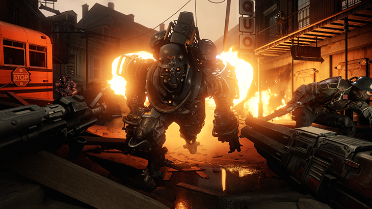 'Wolfenstein II': What's old is new again