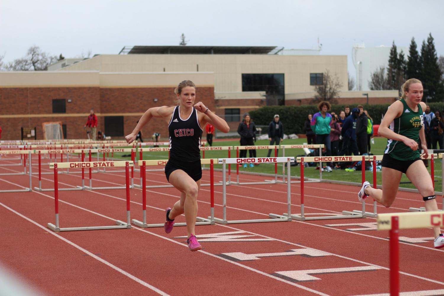 Wildcats track and field dominate Chico Multi Classic