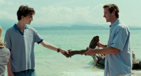 Timothée Chalamet delivers outstanding performance in 'Call Me by Your Name'