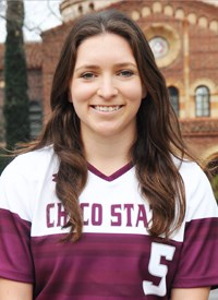 Wendy Cardinali. Photo Courtesy: Chico Wildcats