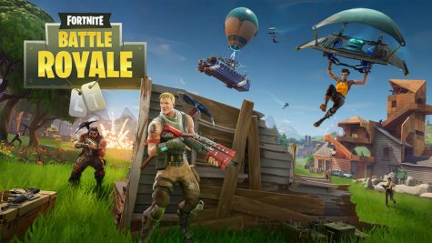 'Fortnite' pits players against each other in a battle for survival