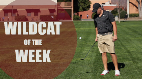 'Cats continue with hot streak on golf course