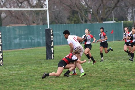 Women's rugby rising to the top of the nation at Chico State