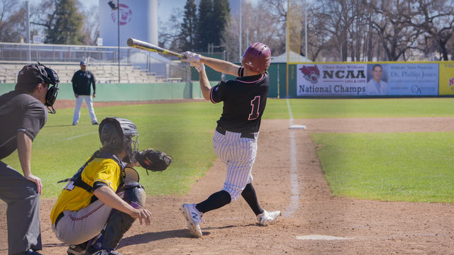 With power hitting on the rise, Chico State baseball is too