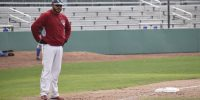 Chico State Assistant baseball Coach Joe Garcia talks hitters' approach
