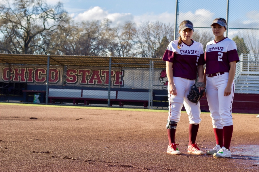 'Go green' motto motivates Chico State softball to aim for the fences