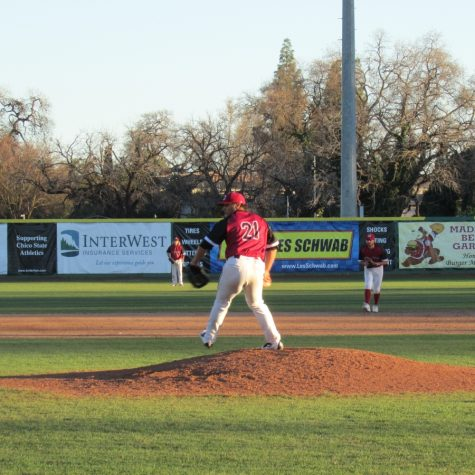 Stellar relief pitching leads Chico State baseball past San Francisco State