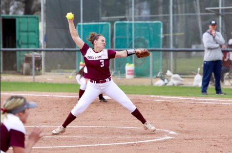 Haley Gilham tosses no-hitter for Wildcats as Chico State gets win number 20