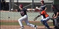 Wildcats split series, secure CCAA Tournament berth