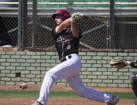 Larson, Beavers throw two-hitter to finish Chico State baseball regular season