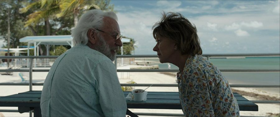 'The Leisure Seeker' is a heartfelt romantic-comedy