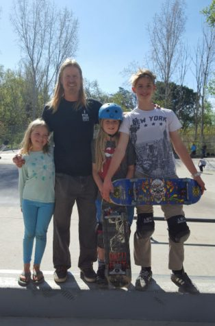 Ribbon cutting opens doors to improved skate park in Chico