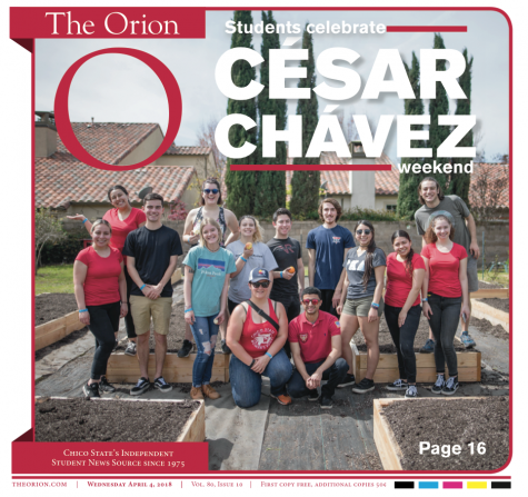 The Orion Vol. 74, Issue 9