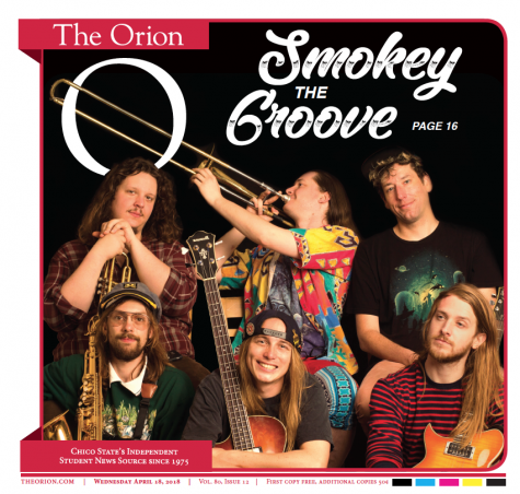 The Orion Vol. 72, Issue 6
