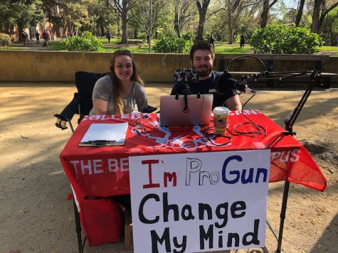 Chico College Republicans invites students to debate gun ownership