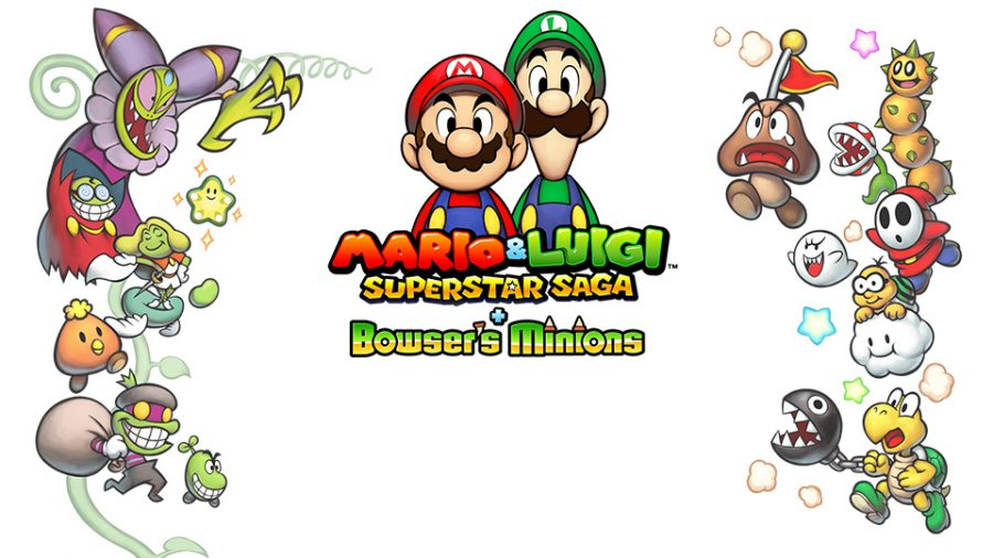 'Mario and Luigi: Superstar Saga' is better than ever
