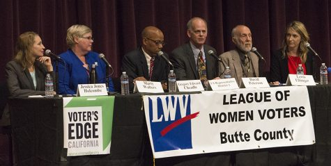 Congressional candidates speak at Chico State on issues facing first district voters