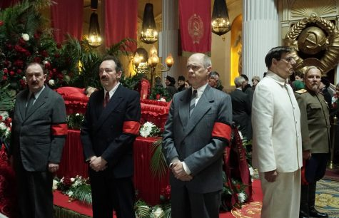 'The Death of Stalin' is a cleverly written satire