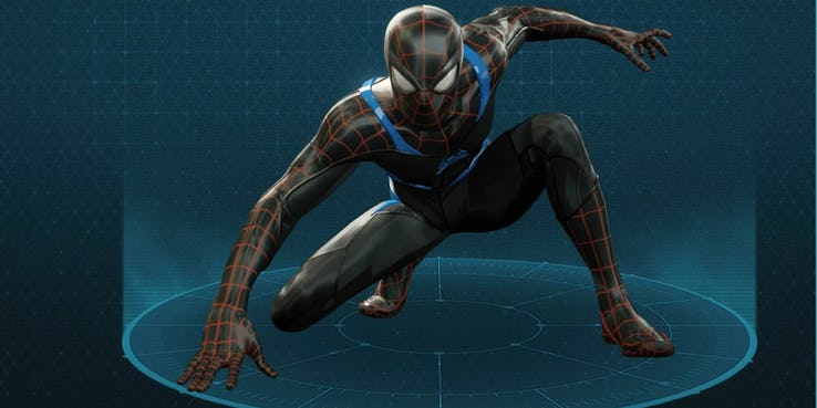 The+Secret+War+suit+available+in+the+new+release%2C+%22Marvel%27s+Spider-Man%22.+Image+courtesy+of+Sony.