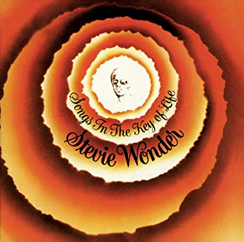 Songs in the Key of Life was released on Sept. 28 in 1976 and is one of Stevie Wonders best-known albums. Image courtesy of Motown Records.