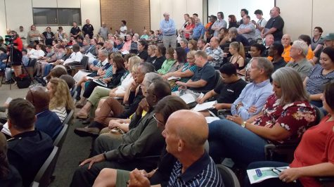 Administrators questioned about future of Institute for Sustainable Development
