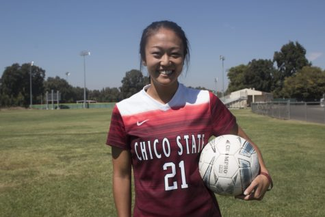 Women's soccer goalie reaches milestones in shutouts