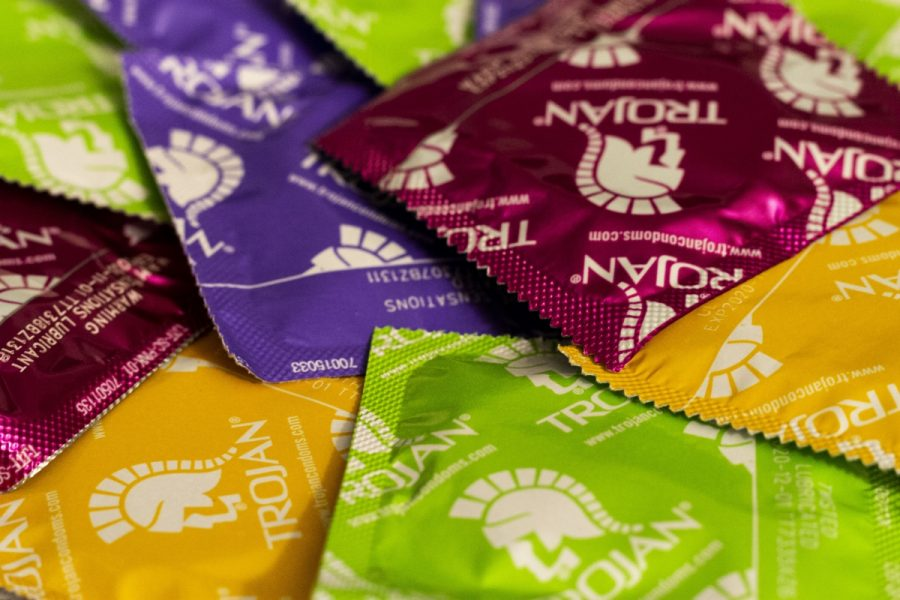 Condoms one of the many ways to prevent STD's. Photo credit: Dominique Wood