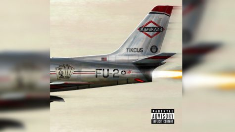 Eminem's new album 'Kamikaze' hits the ground running hard