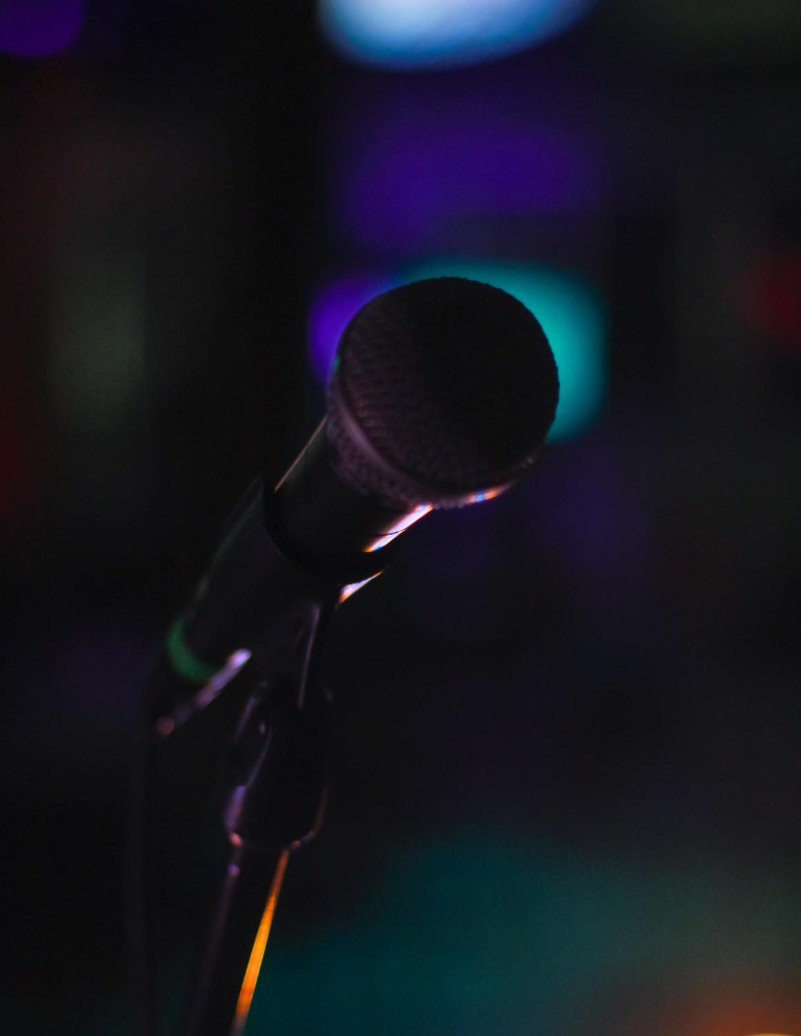 The Associated Students Productions hosted Open Mic Night at the BMU Thursday, September 13. Photo credit: Tara Killoran
