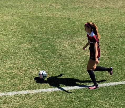 Womens soccer team nets first road win of season