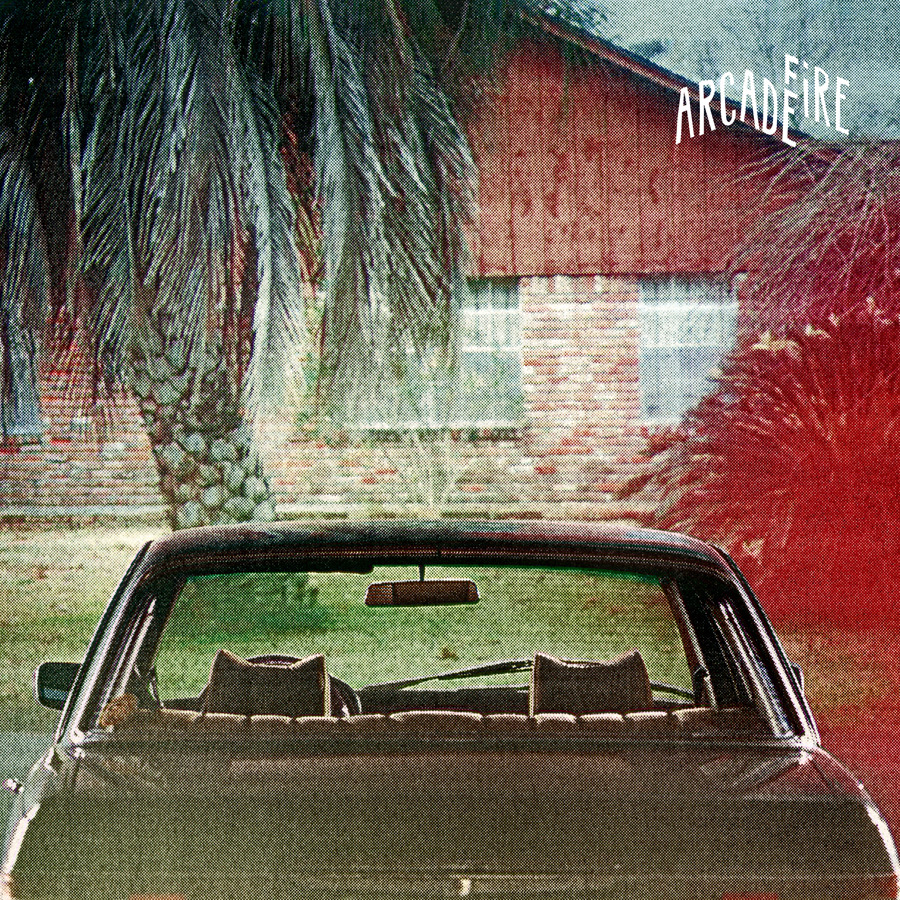 The cover of Arcade Fire's album