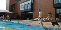 Wildcats attempt mini-triathlon