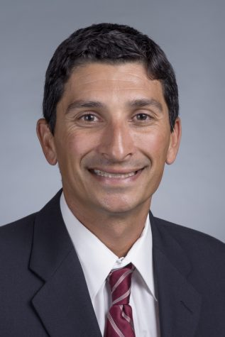 Head men's soccer coach, Felipe Restrepo, started coaching at the age of 13. Image courtesy of Chico Wildcats