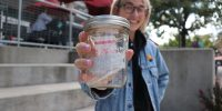 Chico State students encouraged to walk trashed through campus