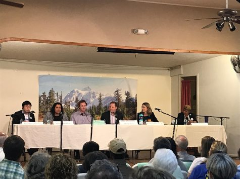 Candidates fight for health care for all