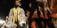 Chikoko fashion show shocks the senses