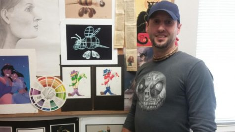 'Vitality' showcases work of student artist