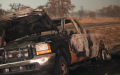 Camp Fire burns toward Chico
