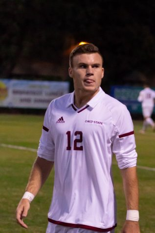 Men's soccer season ends in the first round of nationals