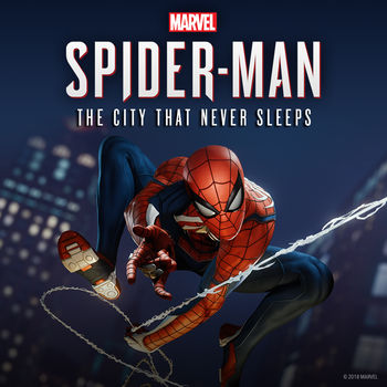 The cover of the Playstation game for Spider-Man